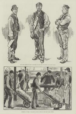 London Dock Strike of 1889 by William Douglas Almond