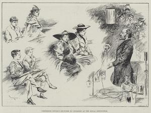 Professor Dewar's Lectures to Children at the Royal Institution by William Douglas Almond