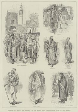 Sketches at Beyrout and Damascus by William Douglas Almond