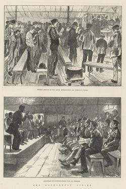 The Gasworkers' Strike by William Douglas Almond