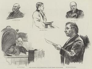 The Hansard Union Prosecution at Bow Street Police-Court by William Douglas Almond