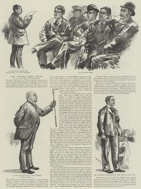 The Omnibus Men's Strike by William Douglas Almond