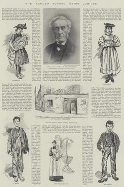 The Ragged School Union Jubilee by William Douglas Almond