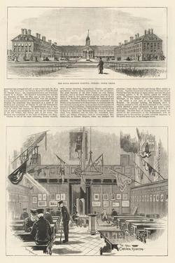 The Royal Military Hospital in Chelsea by William Douglas Almond