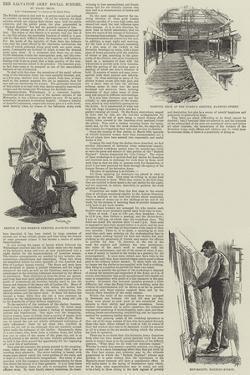 The Salvation Army Social Scheme by William Douglas Almond