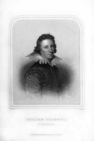 William Drummond, Scottish Poet by J Rogers