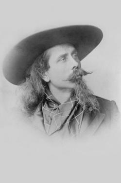 William F. Cody, Buffalo Bill Portrait