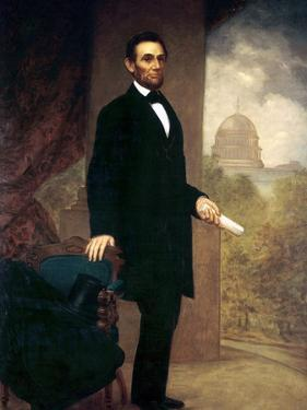 Abraham Lincoln by William F. Cogswel