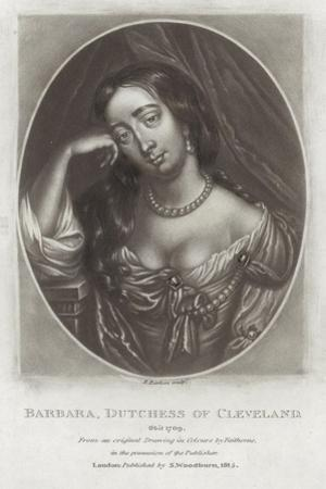 Barbara, Duchess of Cleveland