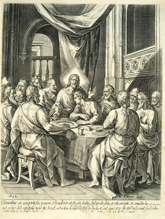 The Last Supper, 1653