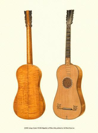 Antique Guitars I