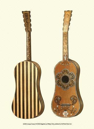Antique Guitars II