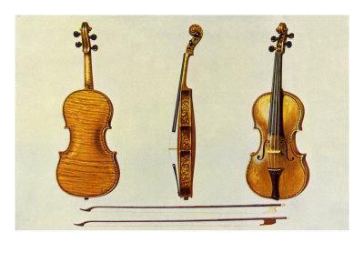 Hellier Stradivarius, 1888