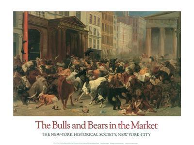 The Bulls and Bears in the Market by William H. Beard
