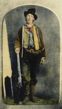William H Bonney
