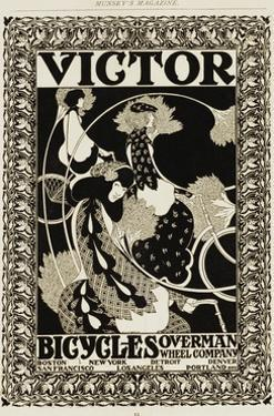Victor Bicycles Advertisement by William H. Bradley