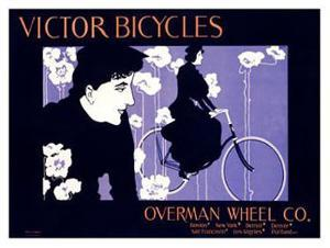 Victor Bicycles by William H. Bradley