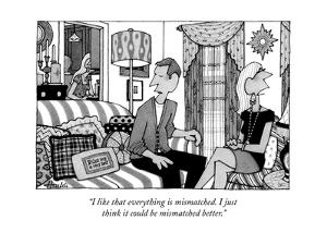 New Yorker Cartoon by William Haefeli