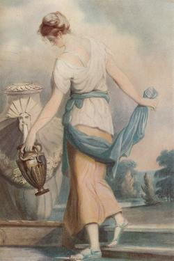 At the Fountain, c1770-1801, (1924) by William Hamilton