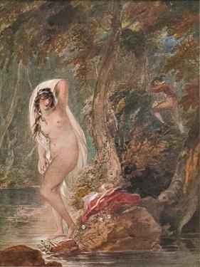'Musidora', c1788 (1904) by William Hamilton