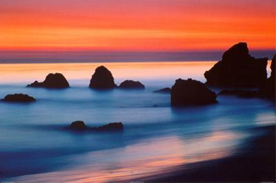 Smooth Waters by William Hartshorn