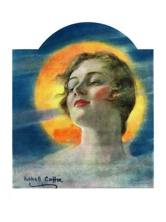 """Misty Harvest Moon,""November 10, 1928"