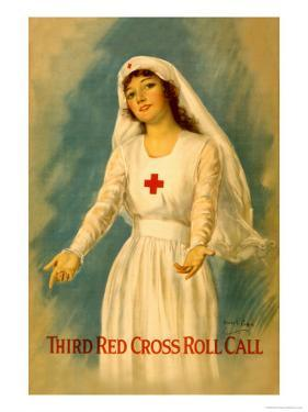 Third Red Cross Roll Call by William Haskell Coffin