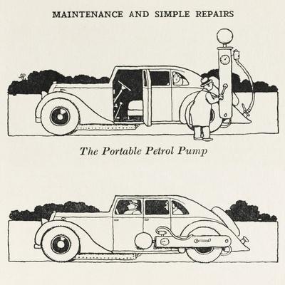 Portable Petrol Pump