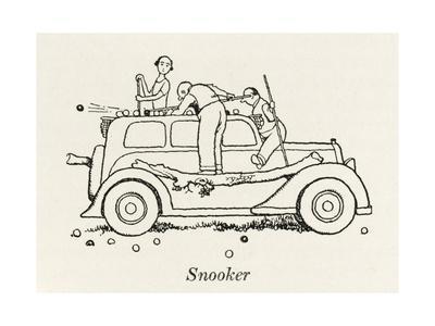 Snooker Car