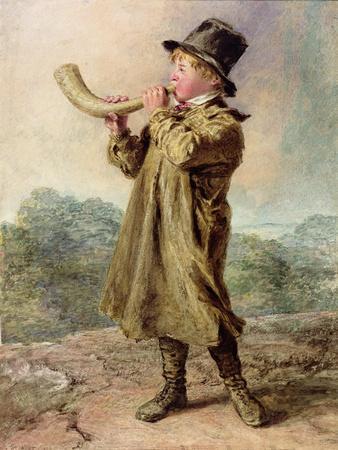 Cow Boy, 1829