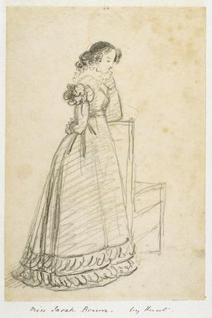 Miss Sarah Brown, Later the Wife of Sir Joseph Paxton