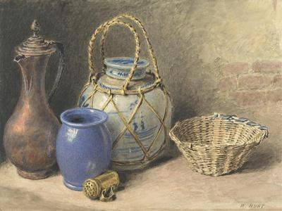 Still Life with Ginger Jar, C.1825