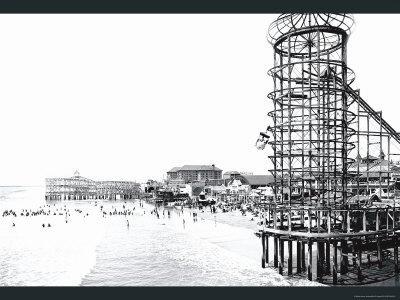 Amusement Park, Long Beach, California