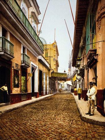 Calle De Havana, Havana