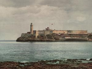 Castillo Del Morro, Havana by William Henry Jackson