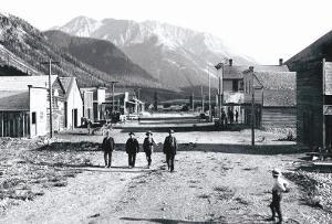 Eureka, Colorado by William Henry Jackson