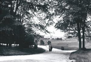 Franklin Park, Columbus, Ohio by William Henry Jackson