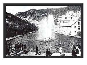 Glenwood Springs, Colorado by William Henry Jackson
