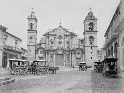 La Catedral, Havana, Cathedral of the Virgin Mary of the Immaculate Conception