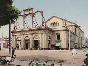 Teatro Detacon, Havana by William Henry Jackson