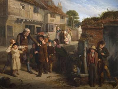 The Broken Window, 1855