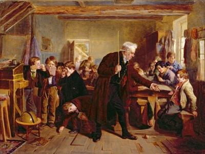 The Village School, 1857