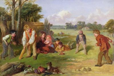 The Village Team, 1856