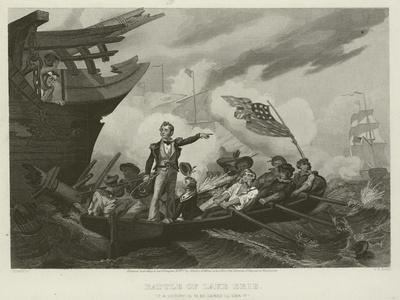 Battle of Lake Erie, 1813