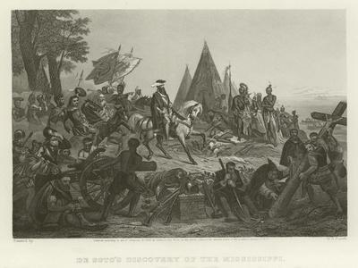 De Soto's Discovery of the Mississippi