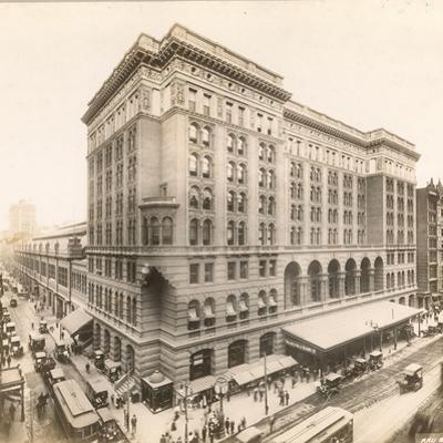 Market Street at 12th, 1912