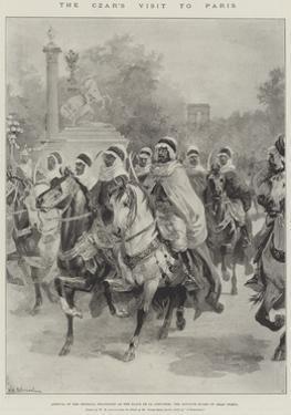 The Czar's Visit to Paris by William Heysham Overend