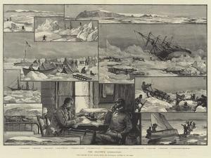 The Jeannette Expedition by William Heysham Overend