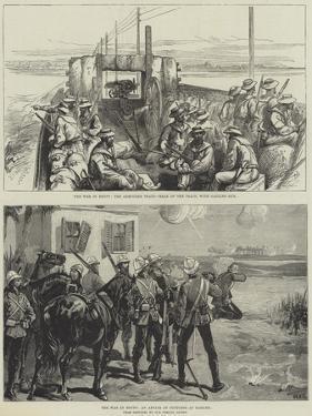 The War in Egypt by William Heysham Overend