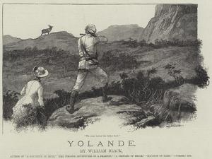 Yolande by William Heysham Overend